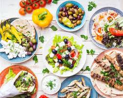 Image result for greek food