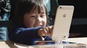 Image result for asian child using ipad