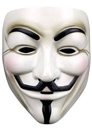 Image result for guy fawkes mask