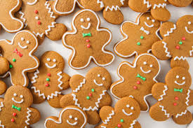 Image result for uk christmas gingerbread men