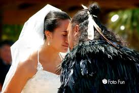 Image result for wedding party maori