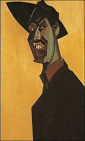 Image result for wyndham lewis as a tyro