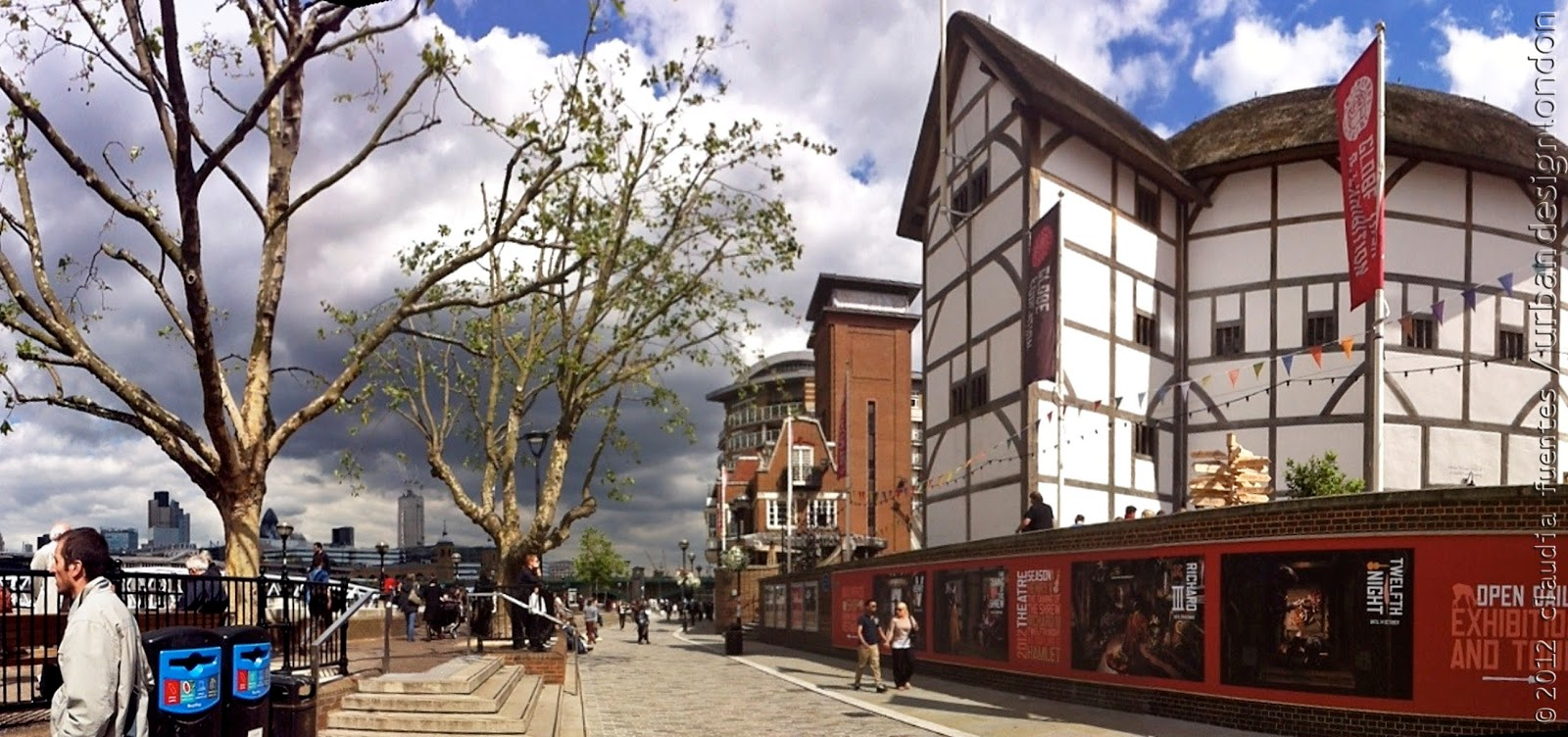 Shakespeare's Globe Plans Simultaneous Outdoor Screenings on ...
