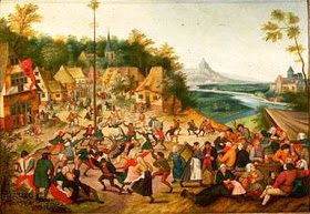 Early American Literature: The Maypole of Merry-Mount
