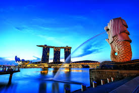 Merlion Park: The Symbol of Singapore - Travel in Singapore