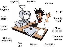 computer dangers