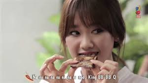Bài Ca Thịt Nướng King BBQ Hari Won - YouTube
