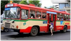 Bangkok by Bus: A cheap way to see the top sights,or simply get ...