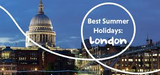 Best Summer Holiday Ideas for London - Picniq Blog
