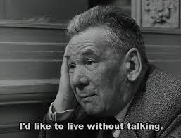 quote movie quotes talking jean-luc godard Vivre Sa Vie ...