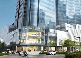 Saigon Centre Tower 1 - The Executive Centre