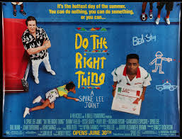 Spike Lee Do the right Thing – Analysis of the riot scene – Au cas ...