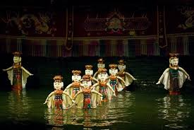 10 great places to see water puppet show in Vietnam