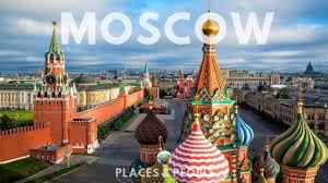 MOSCOW - RUSSIA [ HD ] - YouTube