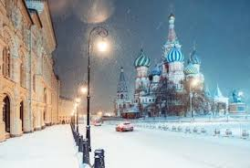 Moscow Winter Festivals and Activities