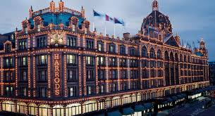 Harrods' 10 Secrets - Luxury Shopping in London - Black Platinum Gold