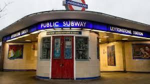 Man charged over Leytonstone tube stabbing remanded - BBC News