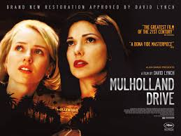 Mulholland Drive (2001), dir. David Lynch – musings on films