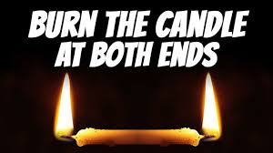 AE 456 - Expression: Burn the Candle at Both Ends - Aussie English