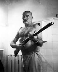 Never Yet Melted » Ernest Hemingway (July 21, 1899 – July 2, 1961)