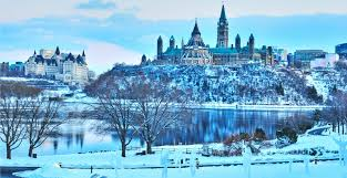 Ottawa was the coldest national capital in the world over the ...