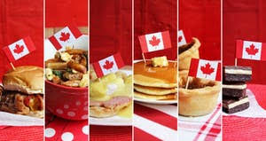 "10 Foods ""Born And Made In Canada"" 