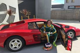 Young Tasmanian racing driver Alex Peroni on track for European ...
