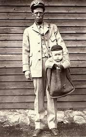 Sending Children by Parcel Post