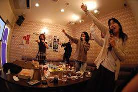 "Did you know? The term karaoke means ""empty orchestra"" in Japanese. 