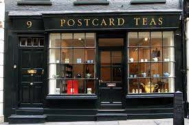 Beautiful vintage shop fronts London | CN Traveller