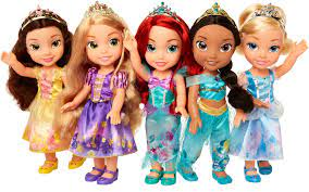 "Disney Princess 14"" Fashion Doll Styles May Vary 78845-PKR1 - Best Buy"
