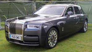 Rolls-Royce Phantom VIII - Wikipedia