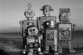 We are the robots | Robots vintage, Robot, Nono le petit robot