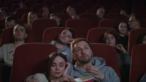 Bored People Watching Film in : video stock a tema (100% royalty free)  1014817775 | Shutterstock