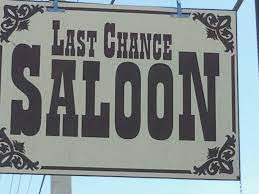 "Scotties Last chance saloon"" - Trang chủ 