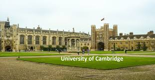 149 PhD, Research and Academic Positions at the University of Cambridge, UK  - Scholar Idea