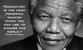 Nelson Mandela Education Quote Gallery - Basecampatx