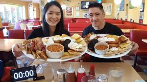 Peggie Neo - Took on the biggest full english breakfast... | Facebook
