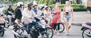 Top Five Tips for Crossing the Street in Vietnam