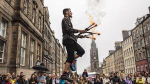 The Edinburgh festival is cancelled: long live the festival | Scotland |  The Times