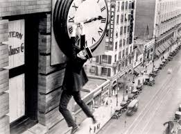 Safety Last (Harold Lloyd, 1923, USA, 73', BW, silent) | BOZAR Brussels