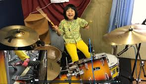 I was so happy': 8-year-old Japanese drummer talks viral fame, Robert Plant  and the secret to great drumming | CBC Radio