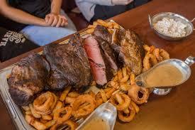This pub has put the UK's biggest steak on its menu costing £125 | Metro  News