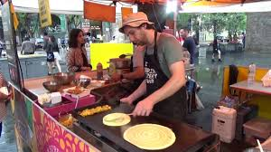 Indian Street Food in London Compilation - including some Restaurant Food  (Part 3). - YouTube