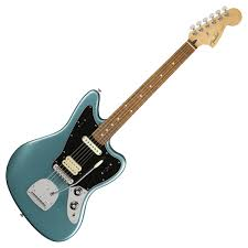 Fender Player Jaguar PF, Tidepool at Gear4music