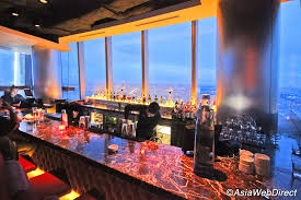 EON Heli Bar at Bitexco Financial Tower - Amazing views from Saigon's  highest lounge bar