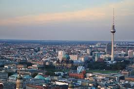 Magnificent views of Berlin from air balloon. - Picture of HiFlyer Berlin -  Tripadvisor