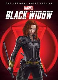 Marvel's Black Widow: The Official Movie Special Book (Black Widow Official  Movie Special): Titan Comics: 9781787733527: Amazon.com: Books