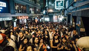 Lan Kwai Fong: Hong Kong's party district | CNN Travel