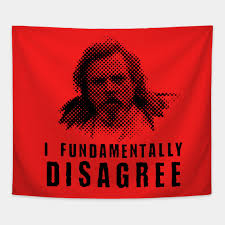 Mark Hamill: I Fundamentally Disagree... - Star Wars - Tapestry | TeePublic